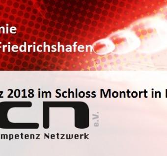Der ECN-Preis für Ergonomie 2018  – Bewerbung AWARD